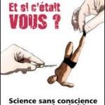 Affiche Vivisection : et si c'était vous ?