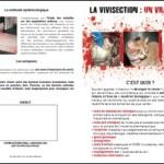 Tract synthétique sur l'expérimentation animale (méthodes substitutives)