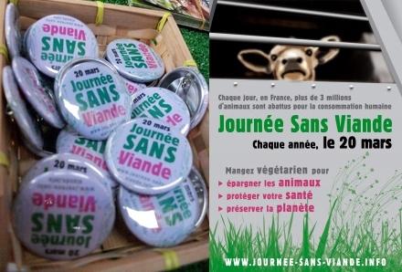 Pack Journée Sans Viande