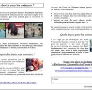 vivisection droits des animaux