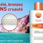 Affiche Bronzez Sans Cruauté (JPG)