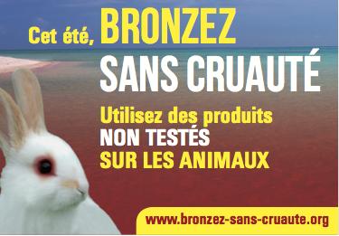 Affiche Bronzez Sans Cruauté (PDF)