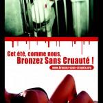 Affiche Bronzez Sans Cruauté A4 (PDF)