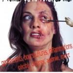 Tasmanie : retrait d'une affiche choc contre les tests de produits cosmétiques sur les animaux