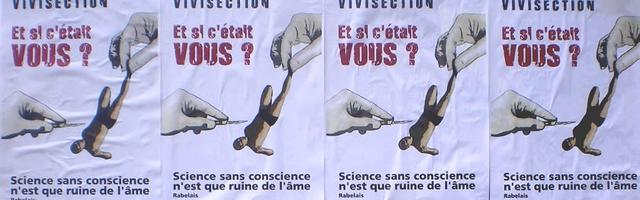 journée mondiale des animaux dans les laboratoires