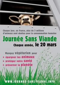 Journée Sans Viande 2015 Montpellier