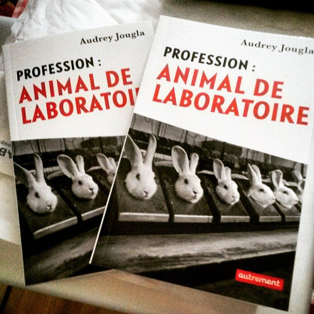 audrey jougla profession animal de laboratoire