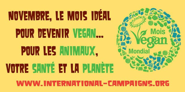 Mois Mondial Vegan Le Havre