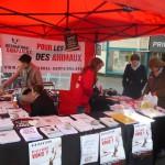 Le Havre – 23 avril 2016 – Journée Mondiale des Animaux dans les laboratoires