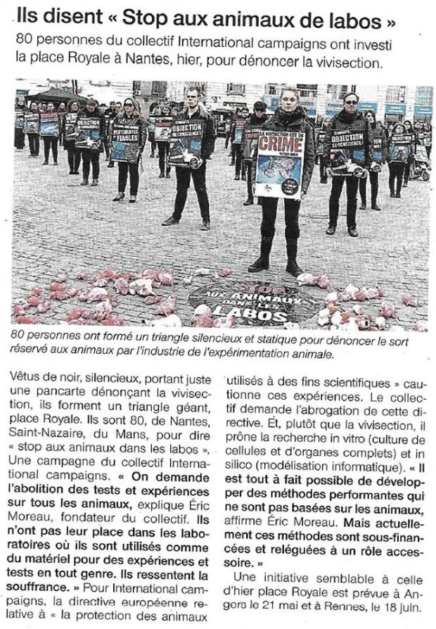 (c) Ouest France