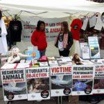 STRASBOURG – Marche contre la vivisection – 14 mai 2016