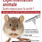 Conférence Vivisection Vandoeuvre Les Nancy – 02 novembre 2016