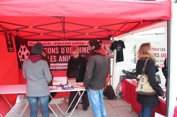 Rennes mois mondial vegan samedi 19 novembre 2016 international campaigns - Mondial relay rennes ...