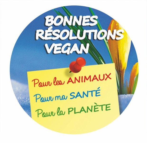 Bonnes Résolutions Vegan