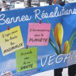 PARIS – Bonnes Résolutions Vegan – 07 janvier 2017