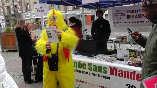 Evreux - Journée Sans Viande - Samedi 18 mars 2017