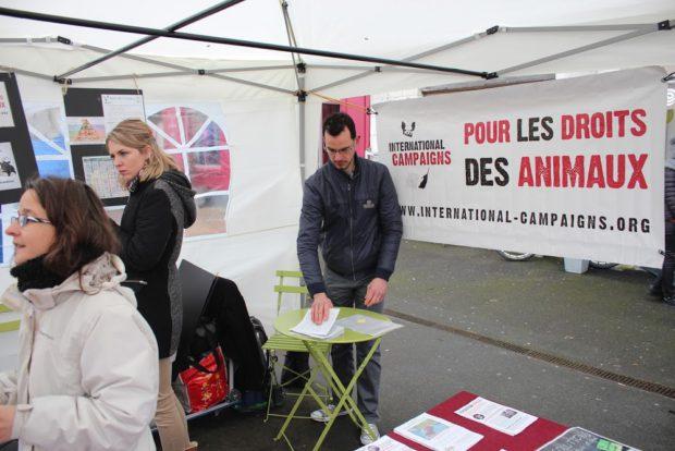LE MANS - Samedi 18 février - Droits des animaux