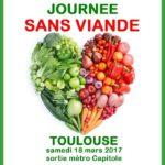 TOULOUSE – Journée Sans Viande – Samedi 18 mars 2017