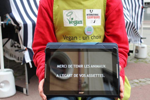 Evreux - Journée sans viande - 18 mars 2017