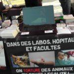 LE HAVRE – Samedi 08 avril 2017 – Stand STOP aux animaux dans les labos
