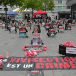 LE HAVRE – 13 mai 2017 – 36ème Happening STOP aux animaux dans les labos –