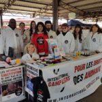 VANDOEUVRE LES NANCY – Journée Mondiale des Animaux dans les laboratoires – 23 avril 2017