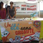 AMANCE – SLPA – Un Été Sans Cruauté – 27 août 2017