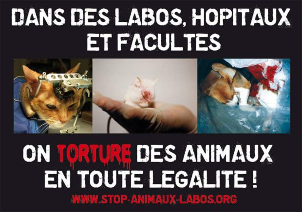 amiens 14.10.17 stop animaux labos