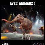 LE HAVRE – Samedi 23 septembre 2017 – NON aux cirques avec animaux