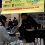 PARIS – Mois Mondial Vegan – Samedi 04 novembre 2017