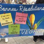 LYON – Bonnes Résolutions Vegan – 13 janvier 2018