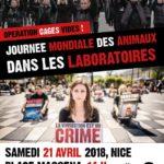 NICE – JMAL – Samedi 21 avril 2018