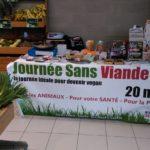 VERNON – Journée Sans Viande – Vendredi 23 mars 2018
