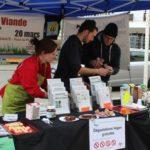 EVREUX – Journée Sans Viande – Stand en centre ville – Samedi 24 mars 2018