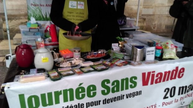 PARIS - Journée Sans Viande - Samedi 17 mars 2018