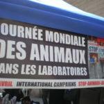 Samedi 24 avril 2021 – Mobilisation virtuelle pour les animaux dans les laboratoires