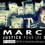 NIEDERHAUSBERGEN – Dimanche 21 octobre 2018 – Justice pour les singes !
